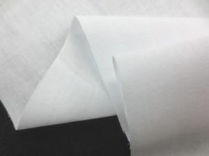 スレキ 生地 白 102cm幅 [MU966]