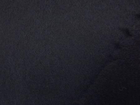 ウール 生地 ウールモッサ 濃紺 147cm幅 [WO1234]