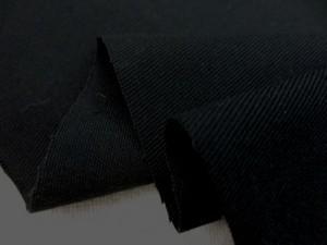 ストレッチ 生地 ツイルストレッチ 黒 130cm幅 [ST515]