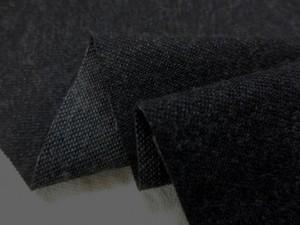 デニム 生地 7オンス デニム 黒 148cm幅 [DE2147]