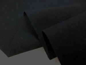 撥水 生地  撥水加工 ナイロン オックスタイプ 濃紺 154cm幅 [MU1049]
