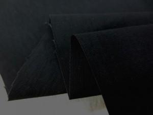 撥水 生地 撥水加工 ナイロン タッサータイプ 黒 161cm幅 [MU1052]