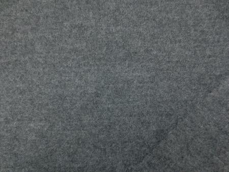 ニット 生地 ウール 圧縮ニット 杢グレイ 140m幅 [JJ1431]