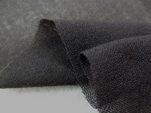ウール 生地 ウールガーゼ 濃ブラウン 150cm幅 [WO1131]