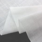 ダブルガーゼ 生地 スラブダブルガーゼ オフ白 106cm幅 [SK375]