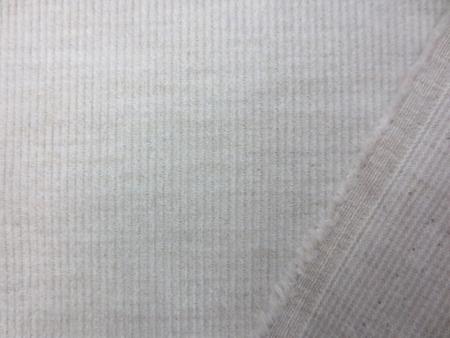 コール天 生地 シャツコール 杢ベージュ 147cm幅 [KO880]