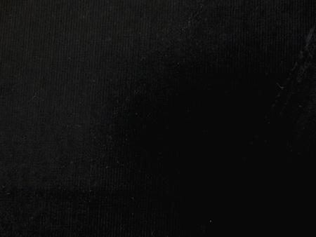 コール天 生地 極細畝 ストレッチコール 黒 142cm幅 [KO887]
