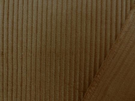 コール天 生地 中畝 コール ブラウン 115cm幅 [KO888]