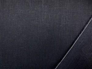 リネン 生地 ヨーロッパリネン ネイビーグレイ [AS607]
