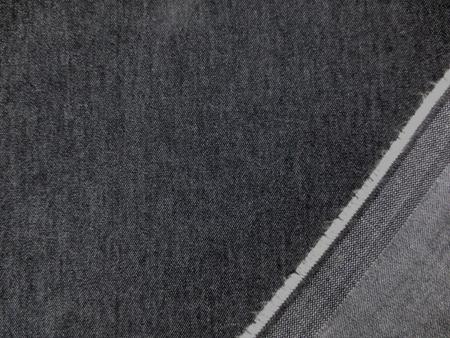 デニム 生地 7オンス ストレッチデニム 濃紺 142cm幅 [DE2033]