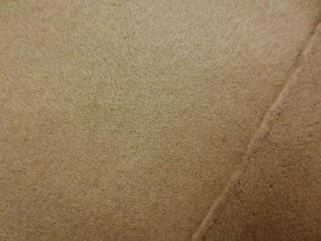 ウール 生地 ウール フラノ キャメル 148cm幅 [WO1262]