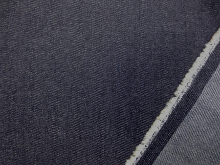 デニム 生地 6オンス ライトオンスデニム 濃紺 150cm幅 [DE2179]