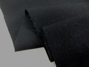 チノクロス 生地 コットン チノ 黒 150cm幅 [MU974]