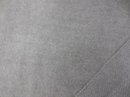 ウール 生地 ウール ライトモッサ グレージュ 135cm幅 [WO1216]