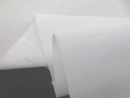 コットン 生地 コットンブロード 80双糸 オフ白 112cm幅 [SK396]