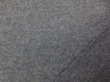 ニット 生地 ウール 圧縮ニット 杢グレイ 145cm幅 [JJ1375]