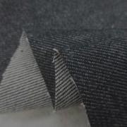 デニム 生地 12オンス デニム 黒3 150cm幅 [DE2188]