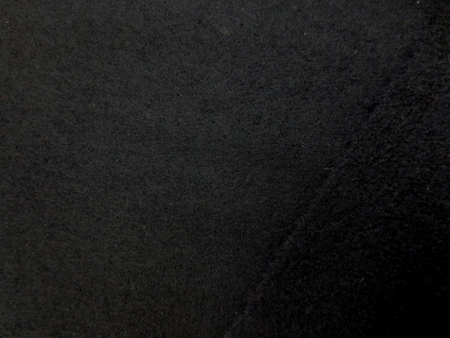 ニット 生地 圧縮ニット ジェームスミルドループ 黒 120cm幅 [JJ1471]