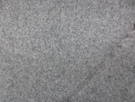 ウール 生地 ウールモッサ 杢グレイ 150mcm幅 [WO1176]